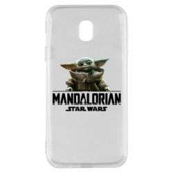 Чехол для Samsung J3 2017 Star Wars Yoda beby