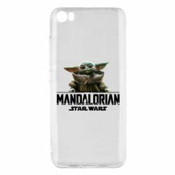 Чехол для Xiaomi Mi5/Mi5 Pro Star Wars Yoda beby