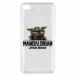 Чехол для Xiaomi Mi 5s Star Wars Yoda beby