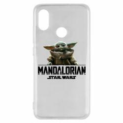 Чехол для Xiaomi Mi8 Star Wars Yoda beby