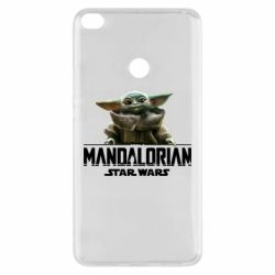 Чехол для Xiaomi Mi Max 2 Star Wars Yoda beby