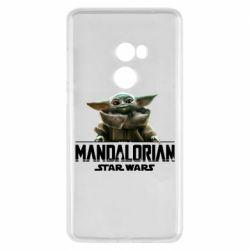Чехол для Xiaomi Mi Mix 2 Star Wars Yoda beby