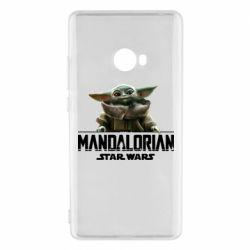Чехол для Xiaomi Mi Note 2 Star Wars Yoda beby