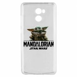 Чехол для Xiaomi Redmi 4 Star Wars Yoda beby