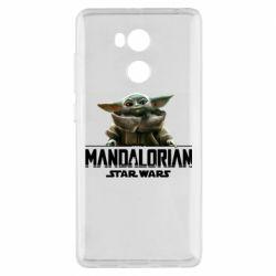 Чехол для Xiaomi Redmi 4 Pro/Prime Star Wars Yoda beby