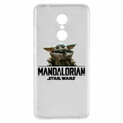 Чехол для Xiaomi Redmi 5 Star Wars Yoda beby