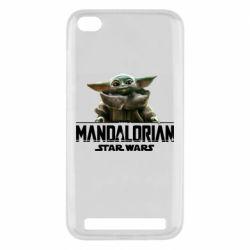 Чехол для Xiaomi Redmi 5A Star Wars Yoda beby