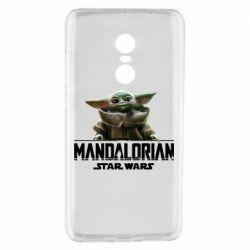 Чехол для Xiaomi Redmi Note 4 Star Wars Yoda beby