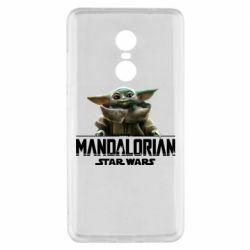 Чехол для Xiaomi Redmi Note 4x Star Wars Yoda beby