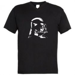 Мужская футболка  с V-образным вырезом STAR WARS2 - FatLine