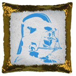 Подушка-хамелеон STAR WARS2