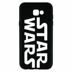 Чохол для Samsung A7 2017 STAR WARS