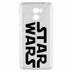 Чехол для Xiaomi Redmi 4 STAR WARS - FatLine