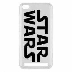 Чехол для Xiaomi Redmi 5a STAR WARS - FatLine