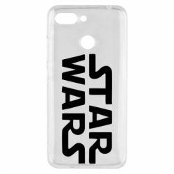 Чехол для Xiaomi Redmi 6 STAR WARS - FatLine