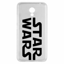 Чехол для Meizu M5c STAR WARS - FatLine