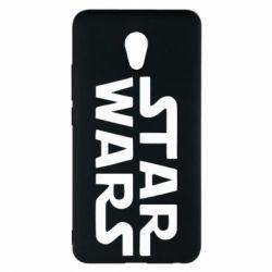 Чехол для Meizu M5 Note STAR WARS - FatLine