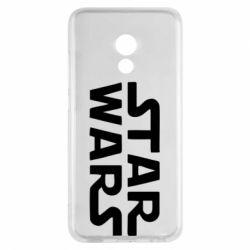 Чехол для Meizu Pro 6 STAR WARS - FatLine