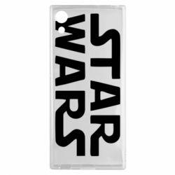Чехол для Sony Xperia XA1 STAR WARS - FatLine