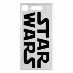 Чехол для Sony Xperia XZ1 STAR WARS - FatLine