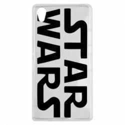 Чехол для Sony Xperia Z1 STAR WARS - FatLine