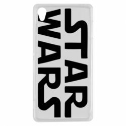 Чехол для Sony Xperia Z3 STAR WARS - FatLine