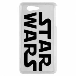 Чехол для Sony Xperia Z3 mini STAR WARS - FatLine