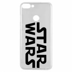 Чехол для Huawei P Smart STAR WARS - FatLine