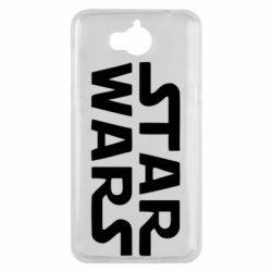 Чехол для Huawei Y5 2017 STAR WARS - FatLine