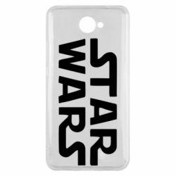Чехол для Huawei Y7 2017 STAR WARS - FatLine