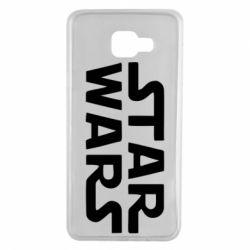 Чохол для Samsung A7 2016 STAR WARS