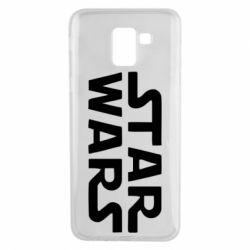 Чохол для Samsung J6 STAR WARS