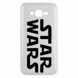 Чохол для Samsung J7 2015 STAR WARS
