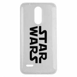 Чехол для LG K7 2017 STAR WARS - FatLine