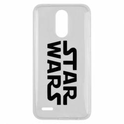 Чехол для LG K10 2017 STAR WARS - FatLine