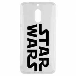 Чехол для Nokia 6 STAR WARS - FatLine