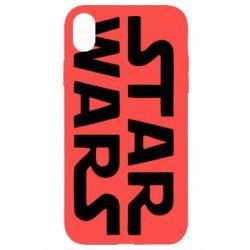 Чохол для iPhone XR STAR WARS