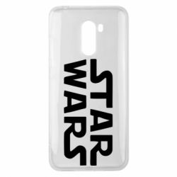 Чехол для Xiaomi Pocophone F1 STAR WARS - FatLine