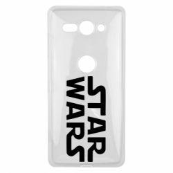 Чехол для Sony Xperia XZ2 Compact STAR WARS - FatLine