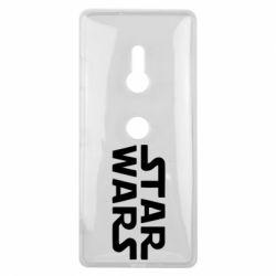Чехол для Sony Xperia XZ3 STAR WARS - FatLine