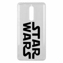 Чехол для Nokia 8 STAR WARS - FatLine