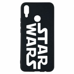 Чехол для Huawei P Smart Plus STAR WARS - FatLine