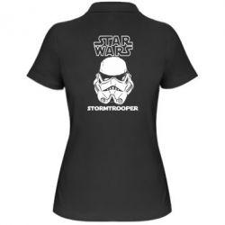 Женская футболка поло STAR WARS - FatLine