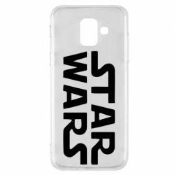 Чохол для Samsung A6 2018 STAR WARS