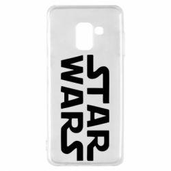 Чохол для Samsung A8 2018 STAR WARS