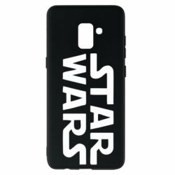 Чохол для Samsung A8+ 2018 STAR WARS