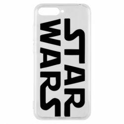 Чехол для Huawei Y6 2018 STAR WARS - FatLine
