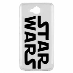 Чехол для Huawei Y6 Pro STAR WARS - FatLine