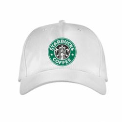Детская кепка Starbucks Logo
