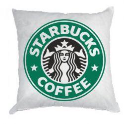 Подушка Starbucks Logo